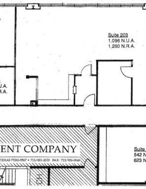 Suites 202-204 Plan